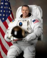 "NASA Astronaut Andrew Feustel 8""x10"" Full Colour Portrait"